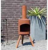 2L Home and Garden  Tuinhaard potkachel Small  115 x 40 cm roest