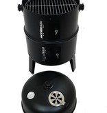 BBQ Collection Smoker barbecue rookoven complete BBQ en grill