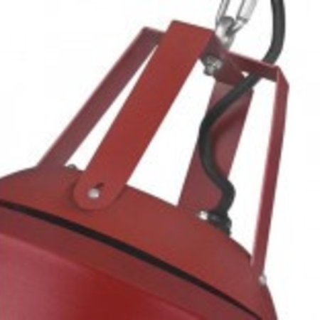 Eurom Partytent heater Sail red