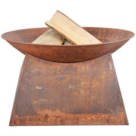Esschert design Firebowl rust