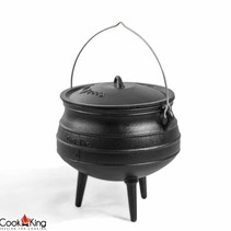 Afrikaanse kookpot gietijzer/emaille