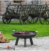 Cookking Cookking hapjespan voor op de vuurschaal 3 kamers