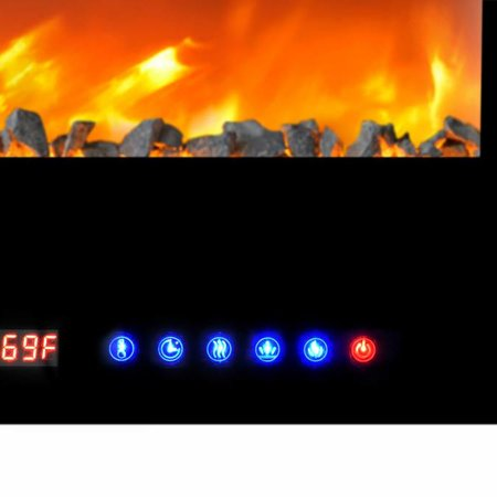 Ruby Fires elektrische wandhaard 180cm
