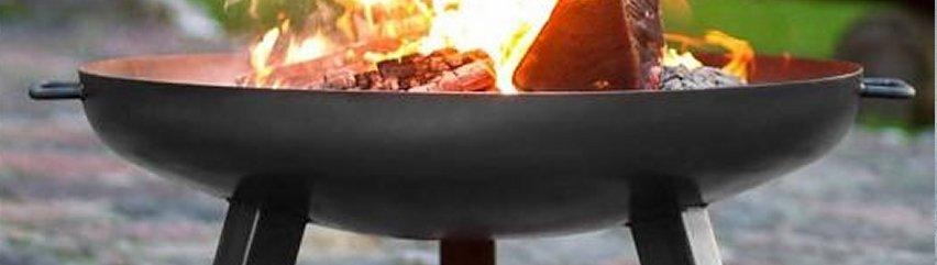Grillrooster, vuurschaal of rookkast nodig? Bekijk de kwaliteit van Cookking