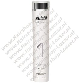 Subtil Subtil keratin 1 purifying 200ml