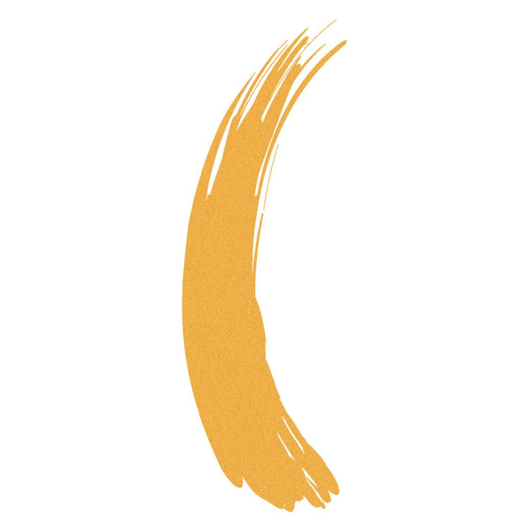 Hairforce Haarmascara 18ml geel