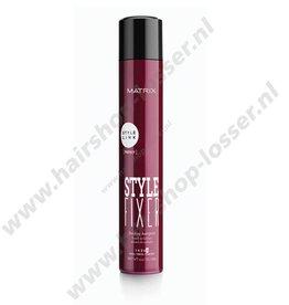 Matrix Style fixer hairspray