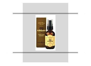 Olie en Argan olie