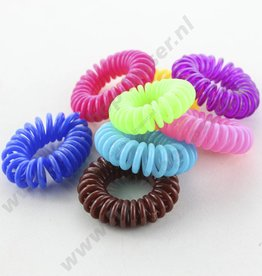 Huismerk Amazing hair band 5 stuks - multi color