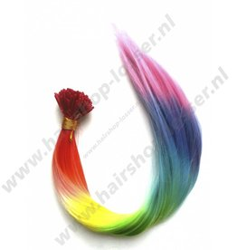 Huismerk Hairshop Rainbow extension