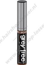 Greyfree grey free haar mascara middel bruin