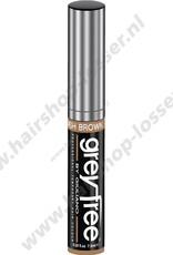 Greyfree grey free haarmascara as bruin