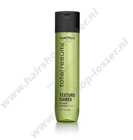 Matrix Texture games shampoo 300ml
