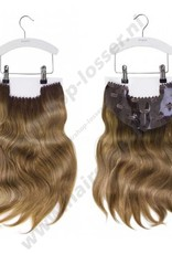 Balmain Clip in weft New York 45cm 100% memory hair