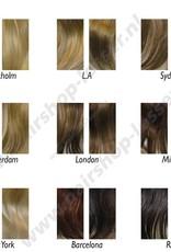 Balmain Clip in weft L.A. 45cm 100% memory hair