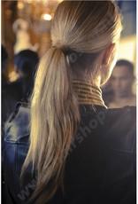 Balmain Catwalk ponytail Sydney blue