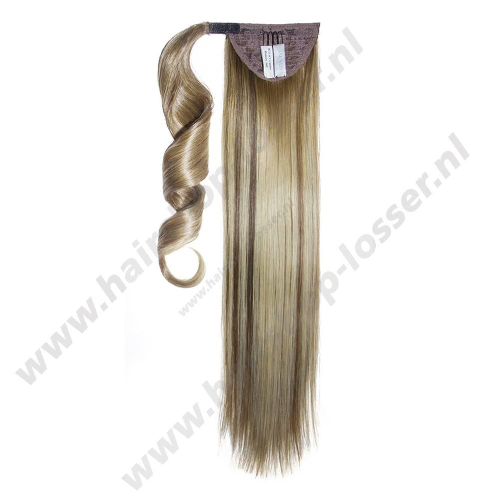 Balmain Catwalk ponytail L.A. violet