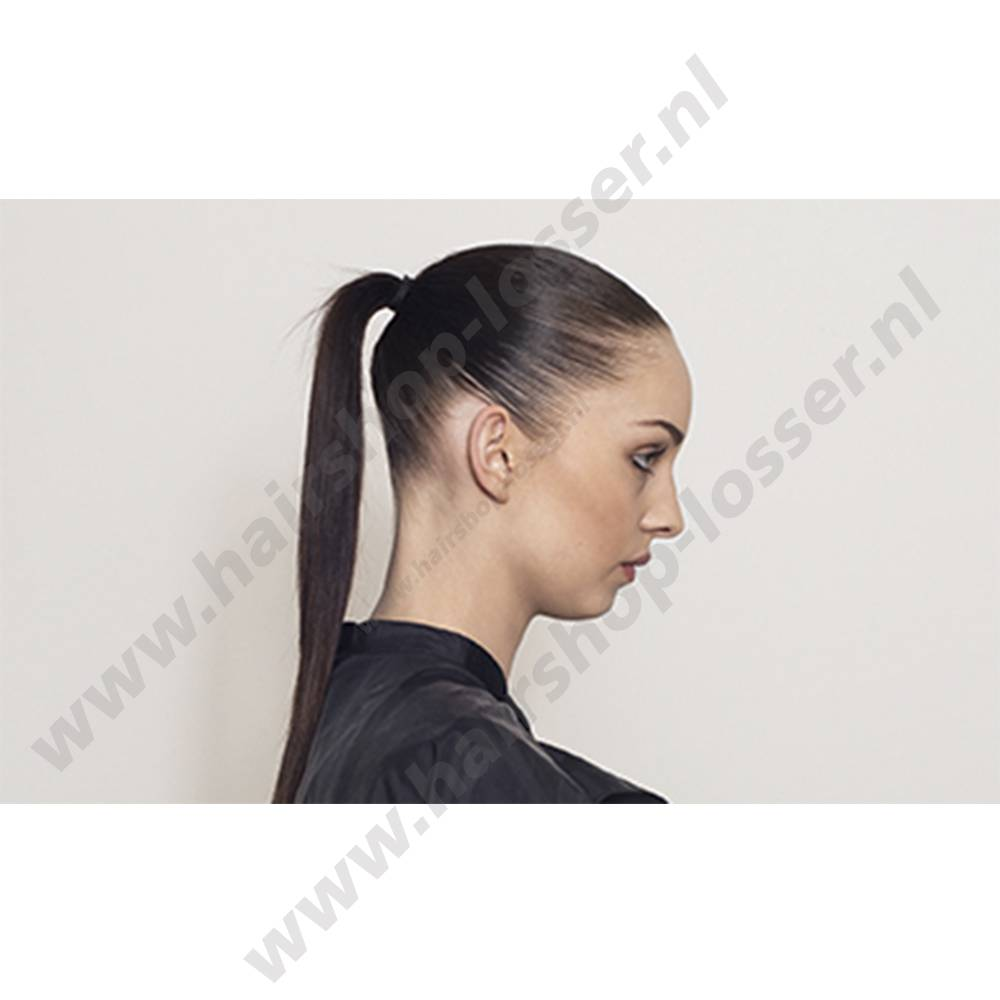 Balmain Catwalk ponytail New York