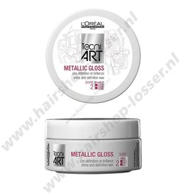 L'Oreal Tecniart metalic gloss 50ml