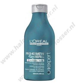 L'Oreal Pro-keratin shampoo 250ml