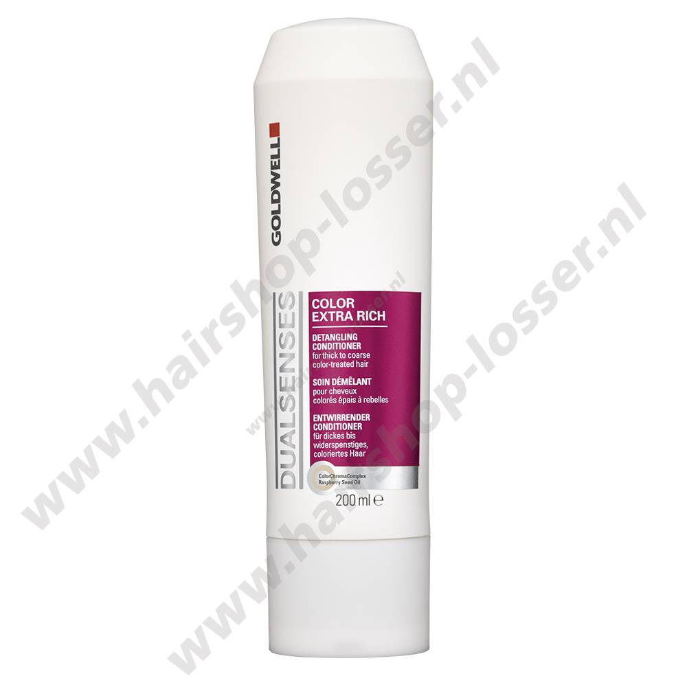 Goldwell Color extra rich conditioner 200ml Dual Senses
