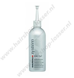 Goldwell system inter-curl
