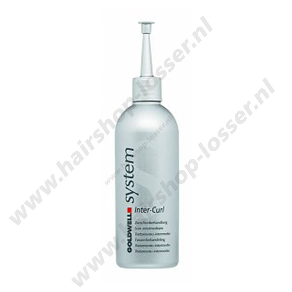 Goldwell Goldwell system inter-curl