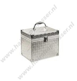 Efalock Beauty case silver plate