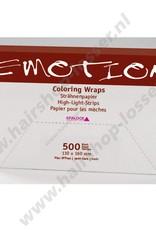 Efalock Color wraps 500st 110x160