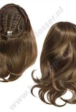 Balmain Half wig 55cm London 100%memory hair