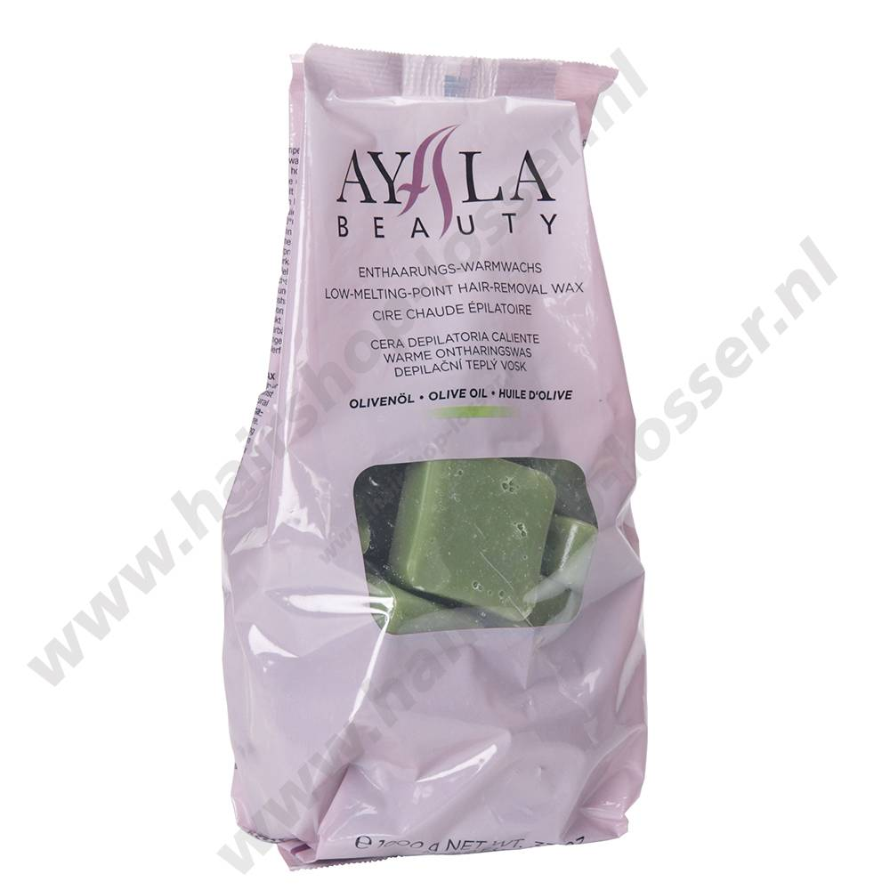 Efalock Ayala wax 1000gr olive