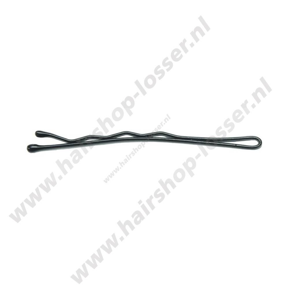 Efalock Duchesse black 7 cm