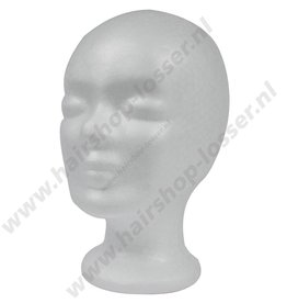 Efalock styrofoam hoofd