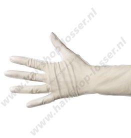 Vinyl handschoenen gepoederd 100 stuks maat L