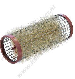 Efalock Watergolf roller metaal 24mm bruin