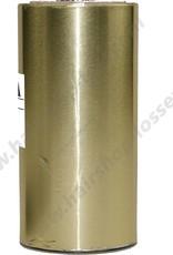 Efalock Aluminium folie 150m x 12cm 20mu goud