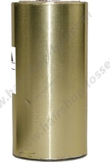 Efalock Aluminium folie 50m x 12cm 20mu goud