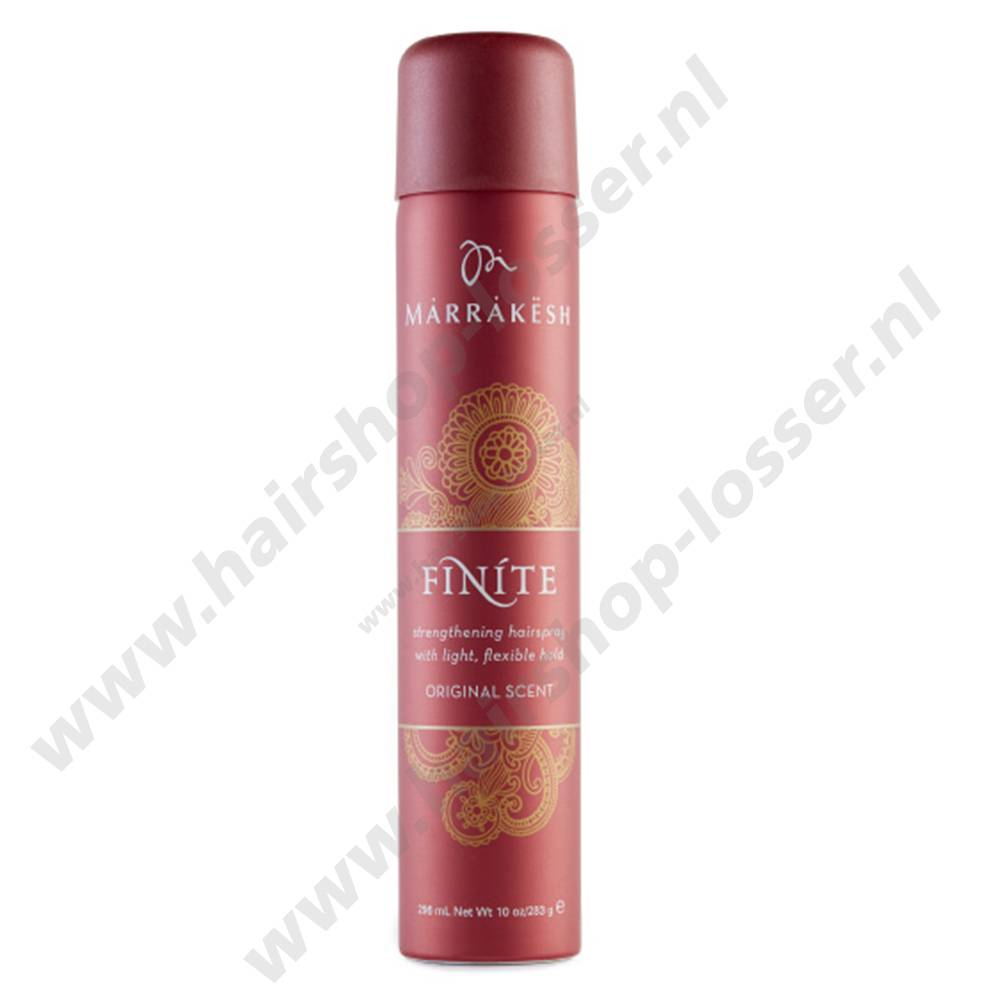 Marrakesh oil Marrakesh finite haarlak 296ml