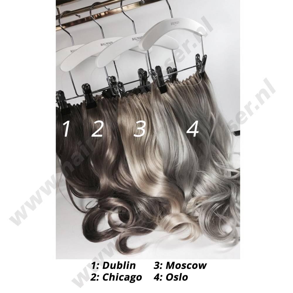 Balmain Hairdress Oslo 45cm 100% memory hair