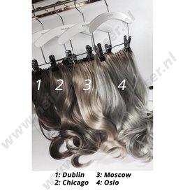 Balmain Hairdress Moscow 45cm 100% memory hair
