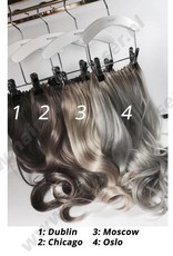 Balmain Hairdress Oslo 40cm 100% echt haar