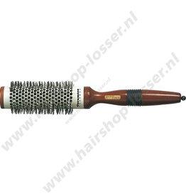 Hairforce Ceramische föhnvorstel met rozenhouten handvat 33/51mm