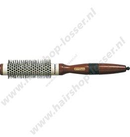 Hairforce Ceramische föhnvorstel met rozenhouten handvat 25/40mm
