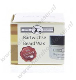 Golddachs Baard- en snorre-wax 16ml