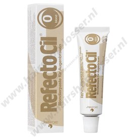 Refectocil Refectocil wimperverf 15ml blond 0