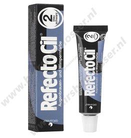 Refectocil Refectocil wimperverf 15ml blauw zwart 2