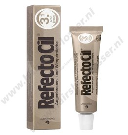 Refectocil Refectocil wimperverf 15ml licht bruin 3.1