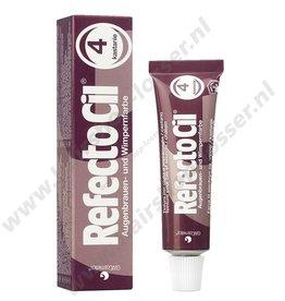 Refectocil Refectocil wimperverf 15ml kastanje 4