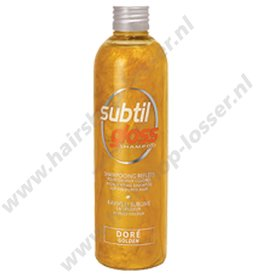 Subtil Gloss shampoo golden