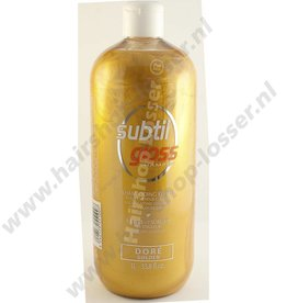 Subtil Gloss shampoo golden 1L